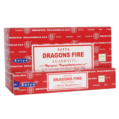 Dragons Fire Incense