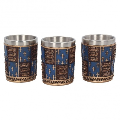 Medieval shot glass