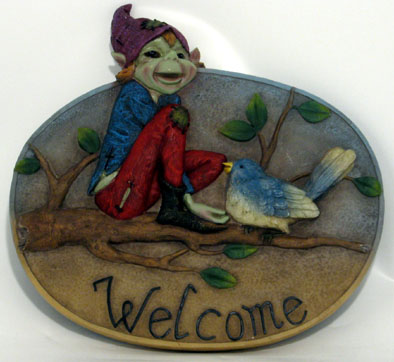 "Pixie  "" WELCOME"""