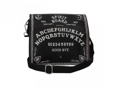Spirit Board Embossed Shoulder Bag (NN)